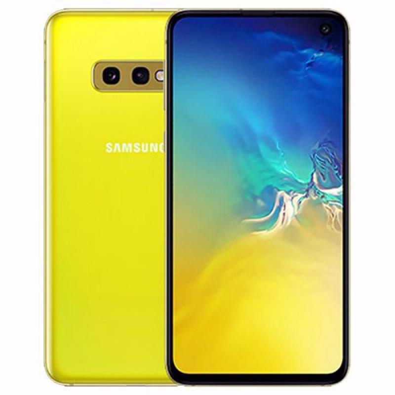 Samsung Galaxy S10e G970F 128GB Dual Sim Yellow