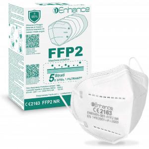 Enhance Respirátor FFP2 NR / KN95 50ks/bal