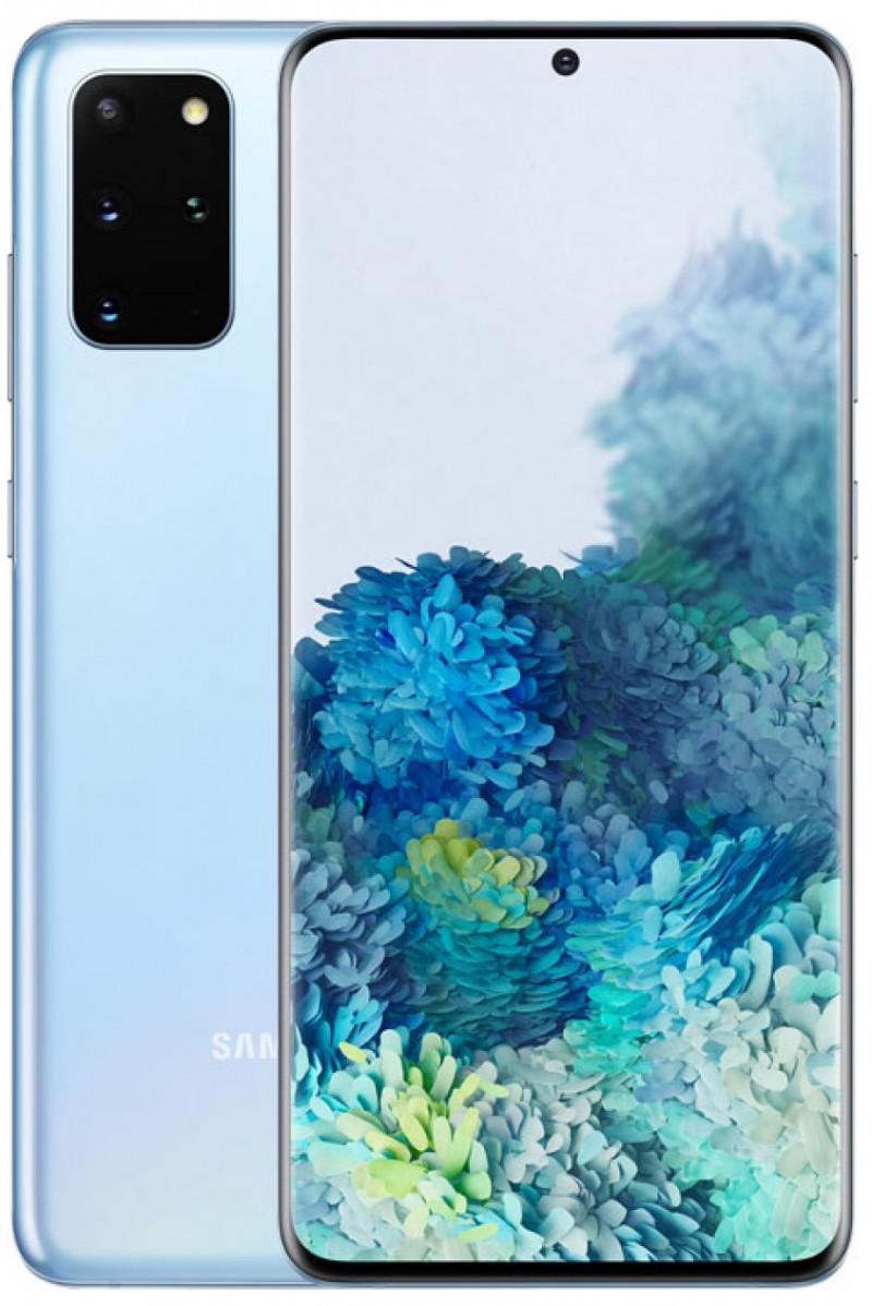SAMSUNG Galaxy S20+, 8GB/128GB, Cloud Blue