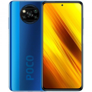 POCO X3 NFC 6GB/128GB Cobalt Blue