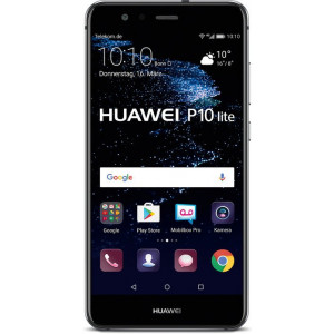 Huawei P10 Lite Single SIM Black
