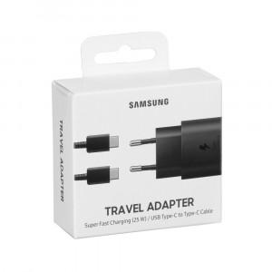 Samsung rychlonabíječka EP-TA800, 25W černá