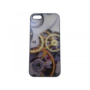 Púzdro 3D iPhone 5 Hodiny
