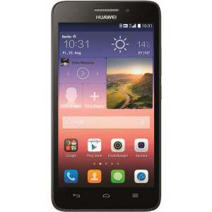 Huawei Ascend G620S Black + Dárek