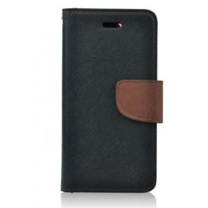 Púzdro Goospery Mercury Fancy Diary Sony Xperia Z1 hnedé