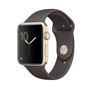 Apple Watch Series 2 42mm Gold Aluminium Třída A