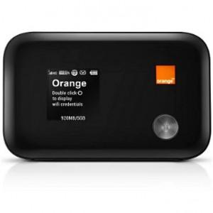 HUAWEI E5372 Orange airbox