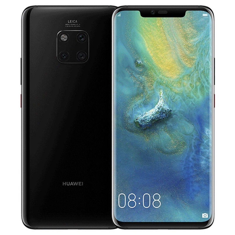 Huawei Mate 20 Pro DS Black Třída A