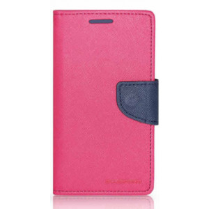 Púzdro Mercury FANCY diary Samsung Galaxy S3 pink navy