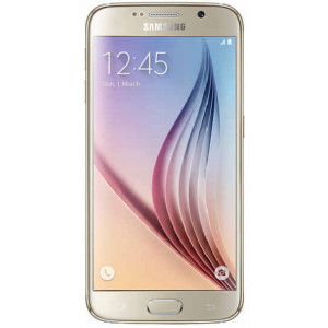 Samsung Galaxy S6 (SM-G920F) 32GB Gold Platinum