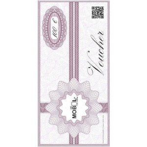 Darčeková poukážka 100€