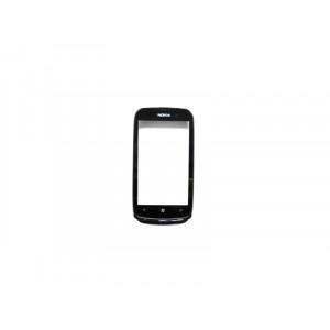 Nokia Lumia 610 Black dotyková doska + predný kryt