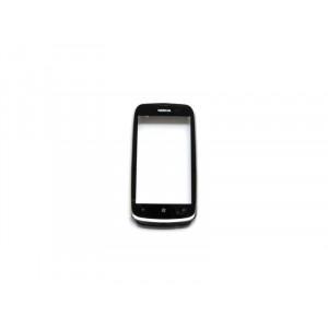 Nokia Lumia 610 White dotyková doska + predný kryt