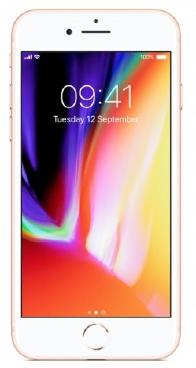 Apple iPhone 8 64GB Gold Třída A