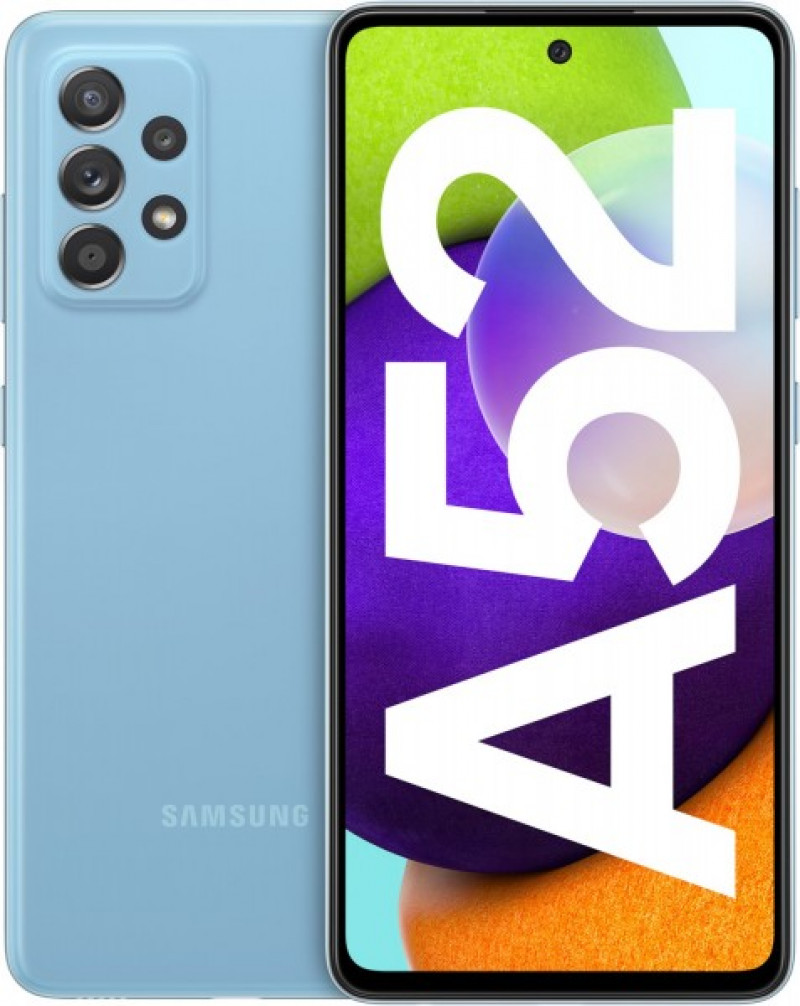 Samsung Galaxy A52 (A526) 5G DS 6/128GB Blue
