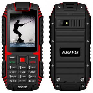 Aligator R12 eXtremo Black Red