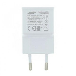 EP-TA10EWE Samsung USB Cestovní dobíječ White (Bulk)
