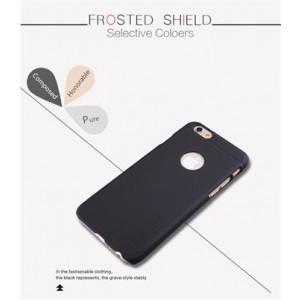 """Nillkin Super Frosted Zadní Kryt Black pro iPhone 6 4.7"""""""
