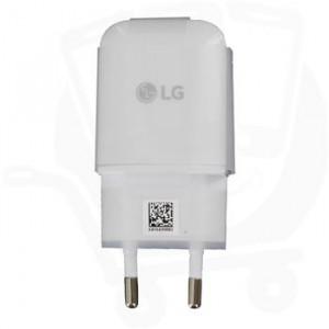 MCS-N04ER LG USB Cestovní Dobíječ White (Bulk)