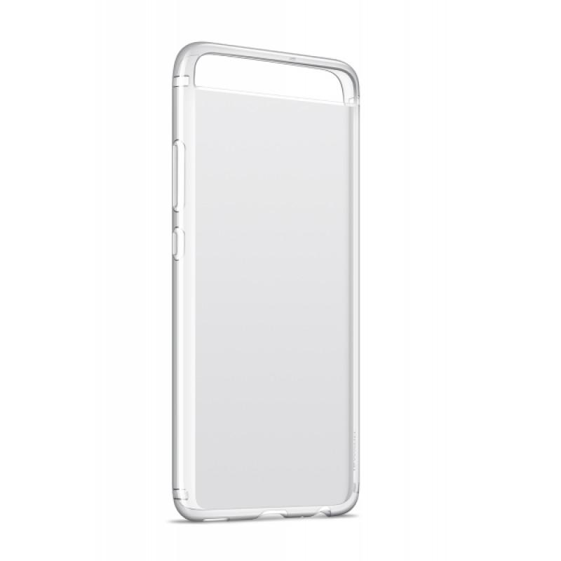 Huawei Original Protective Zadní Kryt Transparent Grey pro P10 (EU Blister)