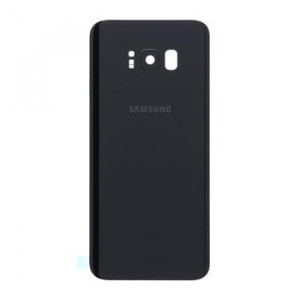 Samsung G955 Galaxy S8 Plus Kryt Baterie Black