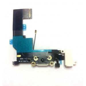 iPhone SE Flex Kábel vč. nabíjacieho Audio Konektora White