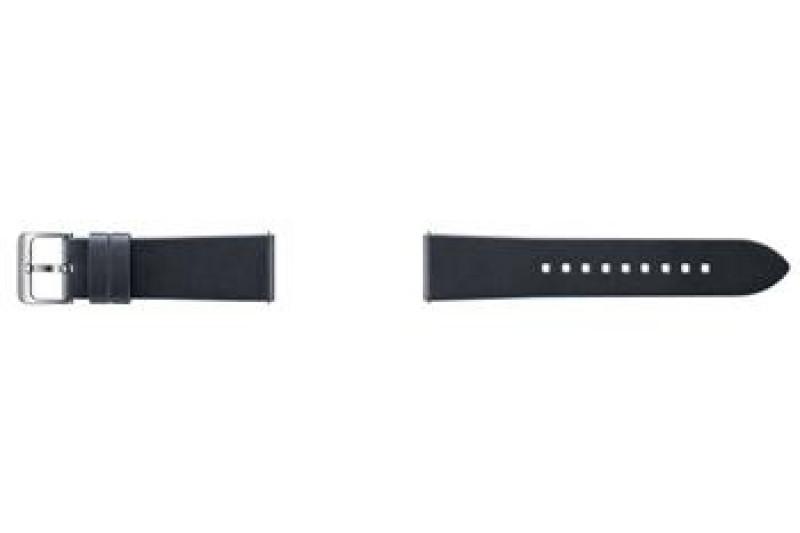 ET-YSL76MNE Samsung Gear S3 Náhradní Pásek Leather Blue (EU Blister)