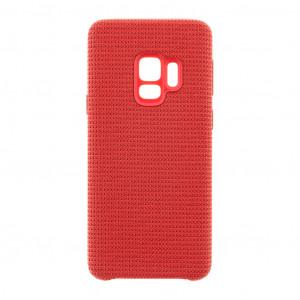 EF-CG960FRE Samsung Hyperknit Cover Red pro G960 Galaxy S9 (EU Blister)