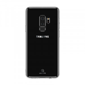 USAMS Primary TPU Zadní Kryt Transparent pro Samsung G965 Galaxy S9 Plus
