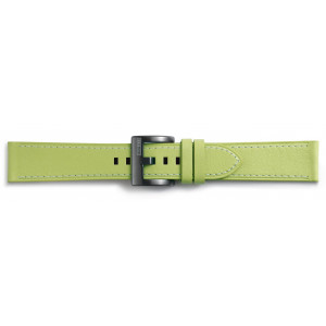 GB-R600BR Samsung Gear Sport Classic Leather Strap Olive Green (EU Blister)
