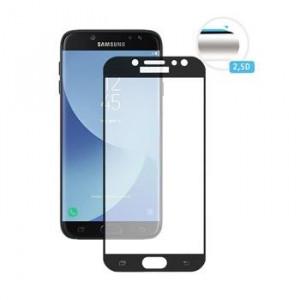 Tactical Tvrzené Sklo 2.5D Black pro Samsung Galaxy A7 2018