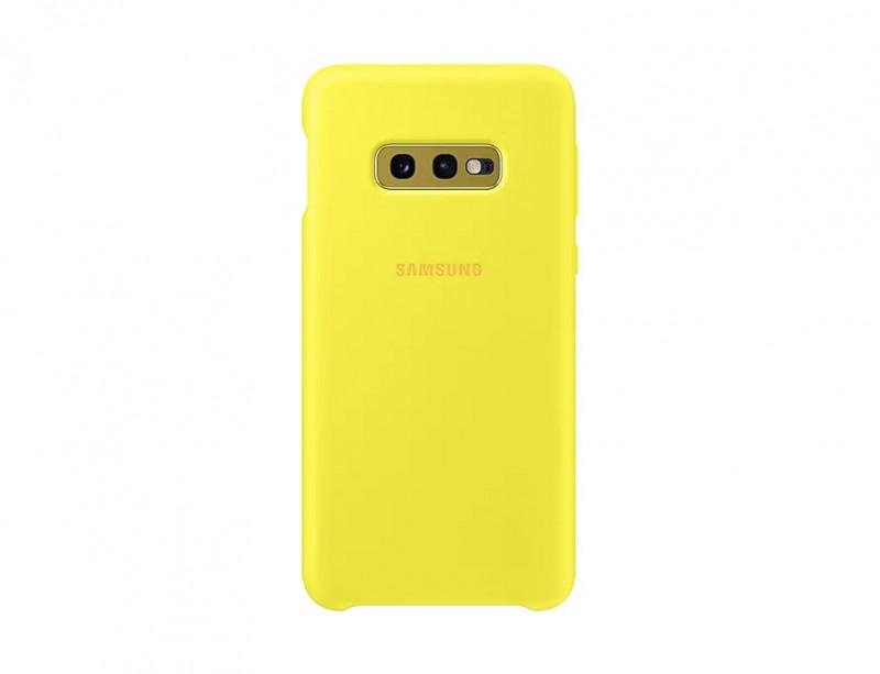 EF-PG970TYE Samsung Silicone Cover Yellow pro G970 Galaxy S10 Lite (EU Blister)