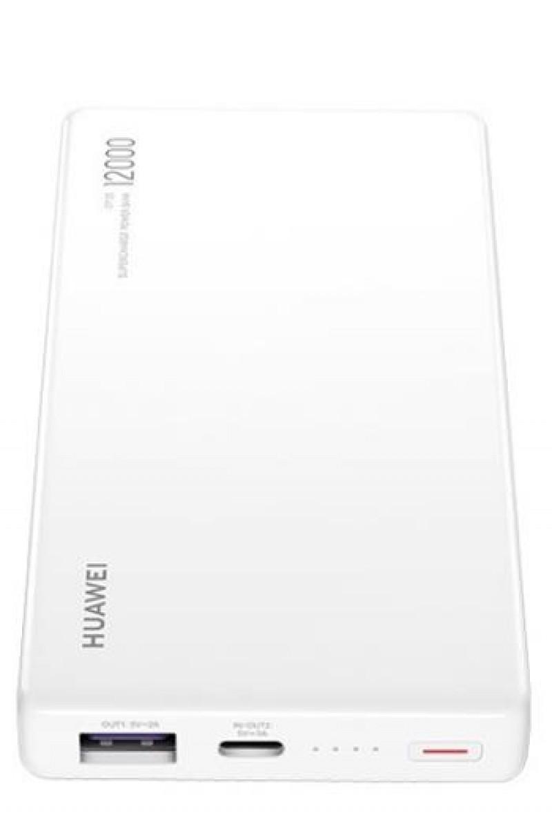CP12s Huawei SuperCharge Power Bank 12000mAh White (EU Blister)