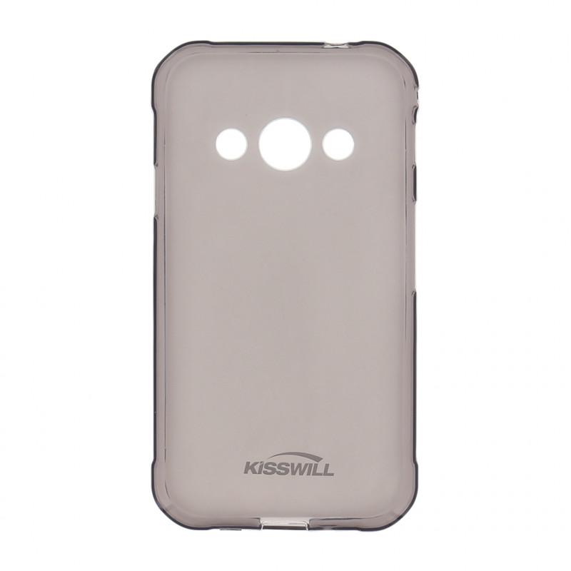 Kisswill TPU Pouzdro black pro Nokia 4.2