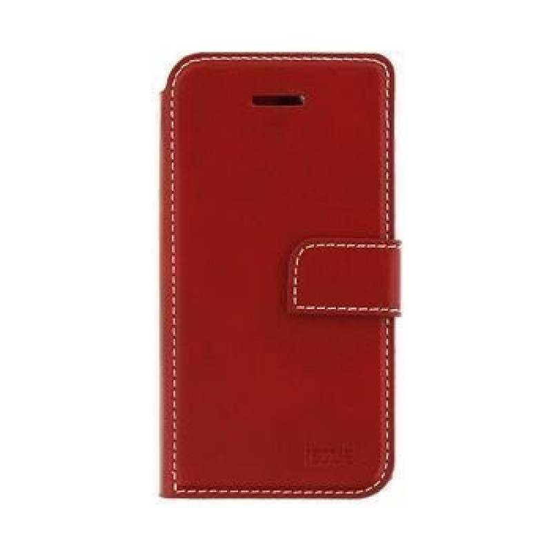 Molan Cano Issue Book Pouzdro pro Huawei Y6P Red