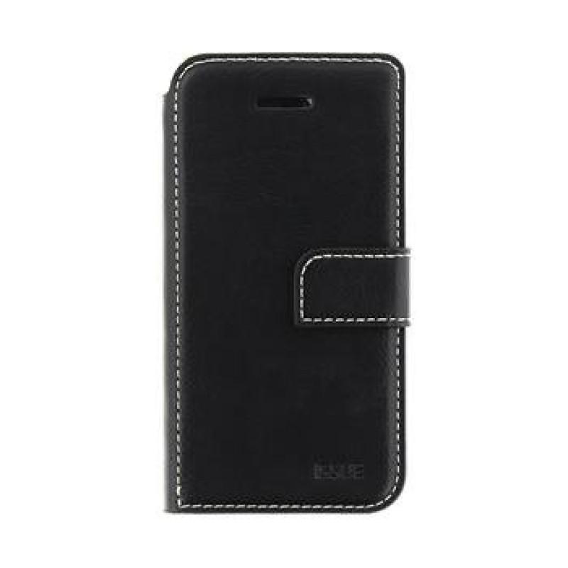 Molan Cano Issue Book Pouzdro pro Motorola Moto G Pro (Stylus) Black