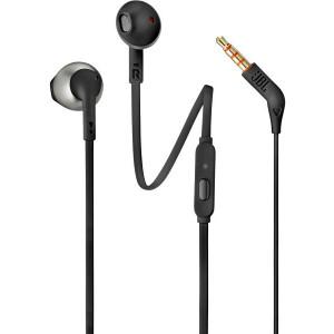 JBL T205 In-Ear Headset 3,5mm Black (EU Blister)