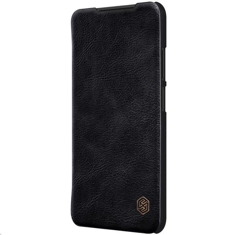 Nillkin Qin Book Pouzdro pro Xiaomi Redmi Note 10 4G/10s Black