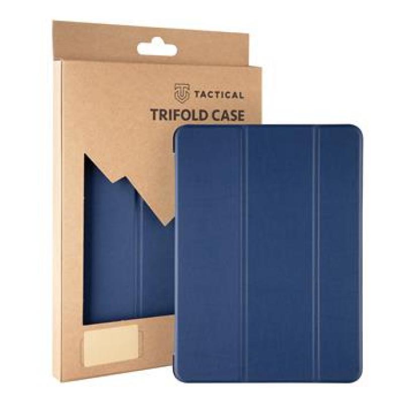 Tactical Book Tri Fold Pouzdro pro iPad Air 3 (2019) / iPad Pro 10.5  Blue