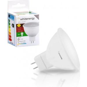 Whitenergy LED žiarovka SMD2835 MR16 GU5.3 3W teplá bílá