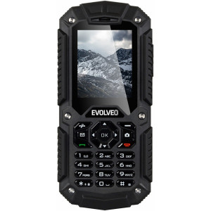 EVOLVEO StrongPhone X2 Dual SIM Black