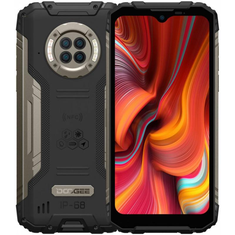 Doogee S96 PRO DualSIM gsm tel. 8+128GB Black