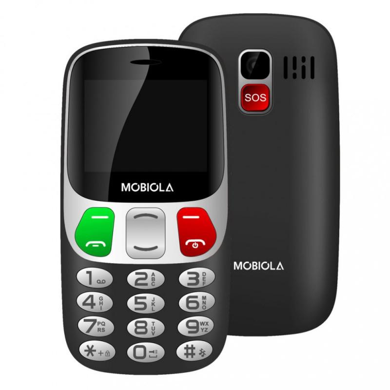 Mobiola MB800 Senior Black