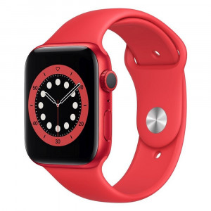 Apple Watch (M00M3HC/A) Series 6 44mm Product RED