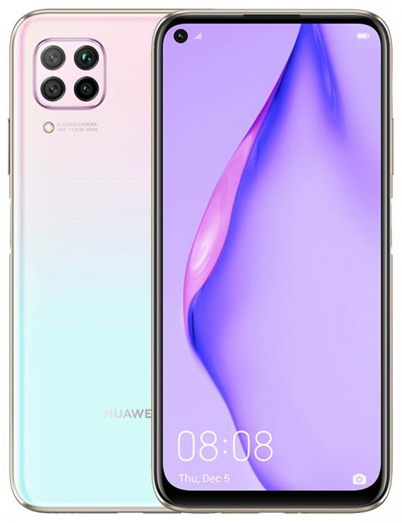Huawei P40 Lite Dual Sim 6GB RAM 128GB Pink Třída A+