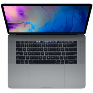 "Apple MacBook Pro (15 "") i7 2,2/16GB/256GBSSD/Space gray (MR932D/A)"