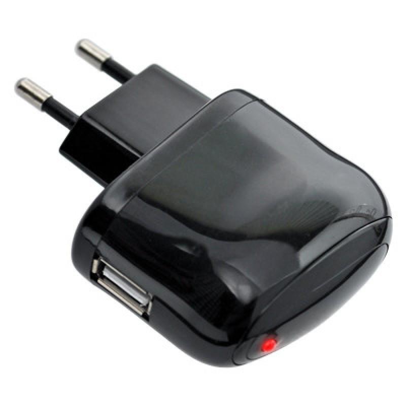 Sieťová nabíjačka na mobil 230V s USB portom