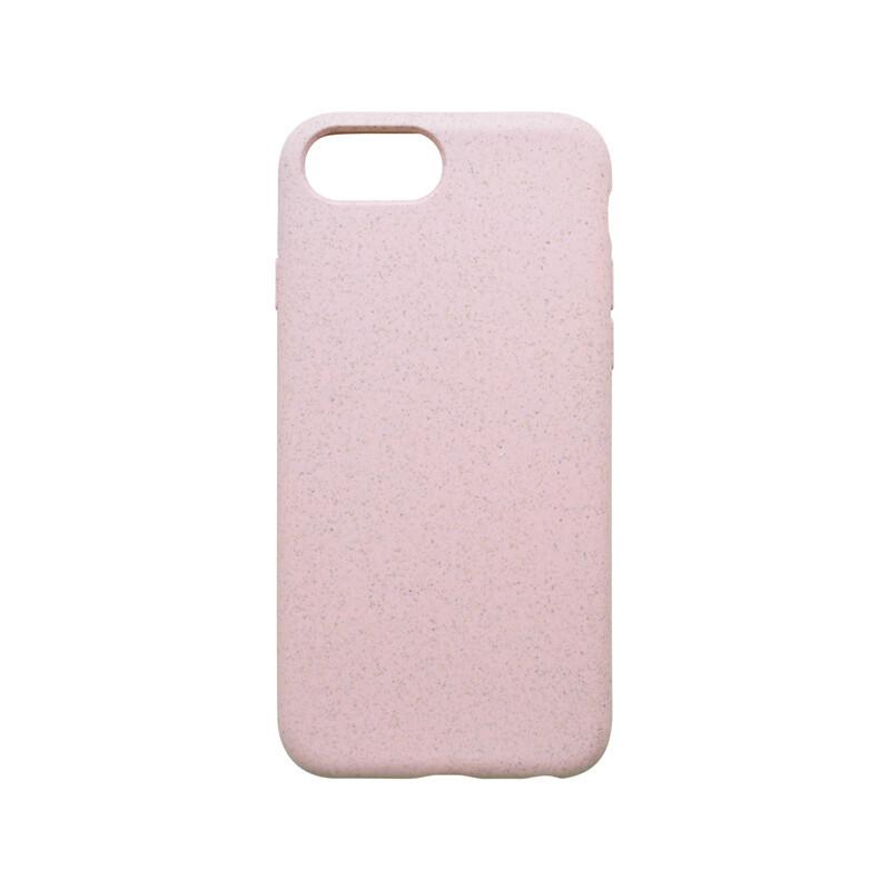 Puzdro na telefón Eco iPhone 8 ružové