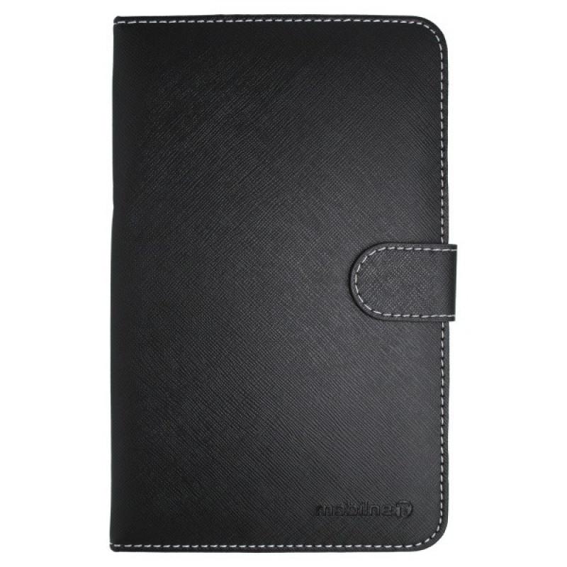 Univerzálne puzdro na tablet s klávesnicou, 7', čierne