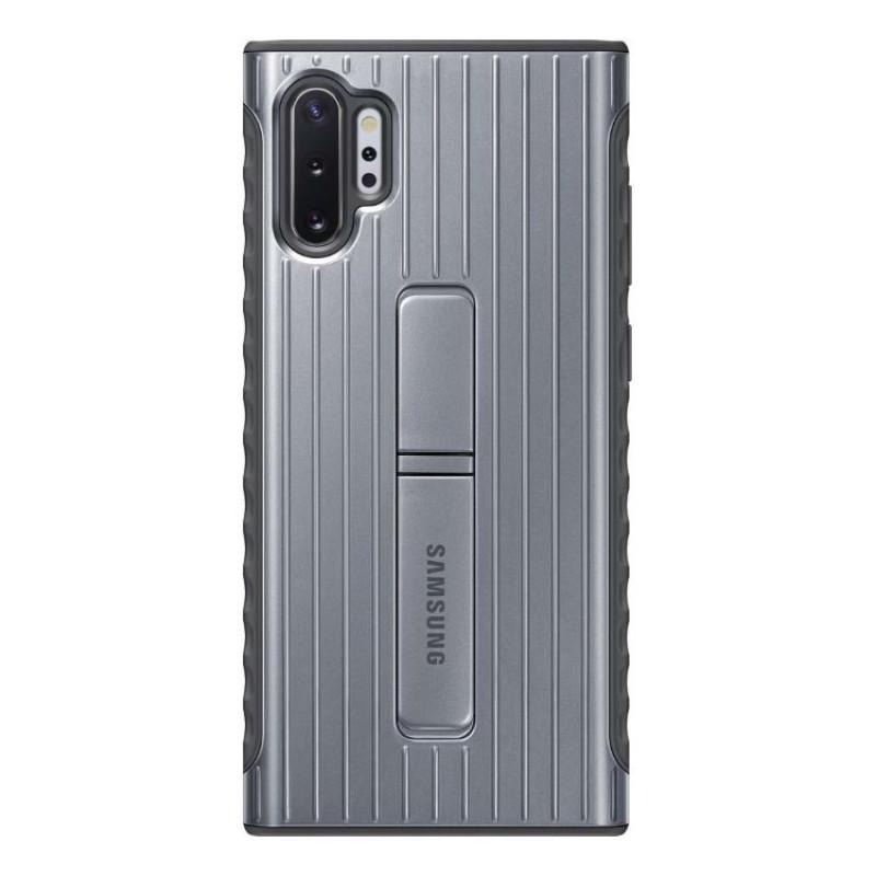 Pouzdro Samsung Protective Standing Cover EF-RN975CSE pro Samsung Galaxy Note 10 Plus - N975F, Silver Bulk